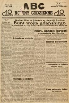 ABC : nowiny codzienne. 1936, nr193