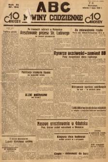 ABC : nowiny codzienne. 1936, nr194