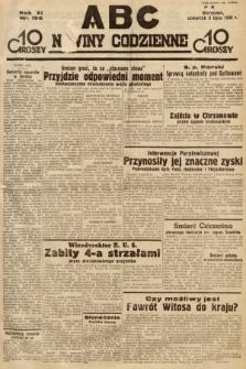 ABC : nowiny codzienne. 1936, nr196
