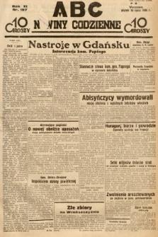 ABC : nowiny codzienne. 1936, nr197