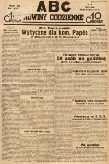 ABC : nowiny codzienne. 1936, nr202
