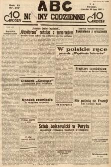ABC : nowiny codzienne. 1936, nr217