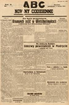 ABC : nowiny codzienne. 1936, nr234 [ocenzurowany]