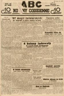 ABC : nowiny codzienne. 1936, nr253