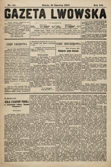 Gazeta Lwowska. 1918, nr144