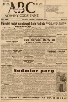 ABC : nowiny codzienne. 1936, nr289