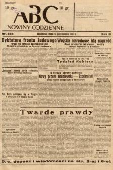 ABC : nowiny codzienne. 1936, nr295