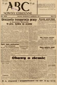 ABC : nowiny codzienne. 1936, nr300