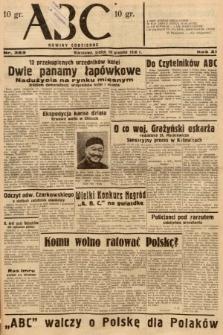 ABC : nowiny codzienne. 1936, nr363
