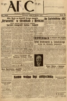 ABC : nowiny codzienne. 1936, nr364
