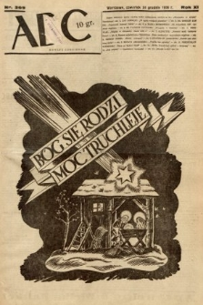 ABC : nowiny codzienne. 1936, nr369