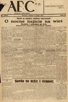 ABC : nowiny codzienne. 1936, nr370