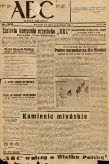ABC : nowiny codzienne. 1936, nr371
