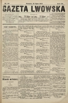 Gazeta Lwowska. 1918, nr168
