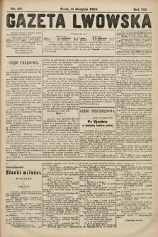 Gazeta Lwowska. 1918, nr187