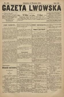 Gazeta Lwowska. 1918, nr206