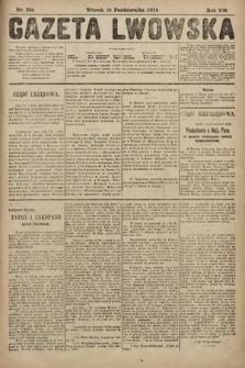 Gazeta Lwowska. 1918, nr234