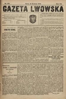 Gazeta Lwowska. 1918, nr272