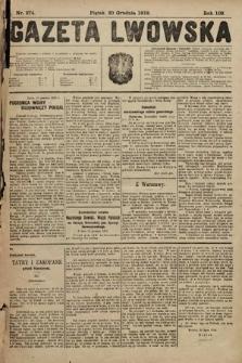 Gazeta Lwowska. 1918, nr274