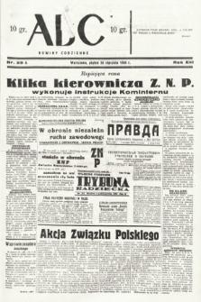 ABC : nowiny codzienne. 1938, nr29 A