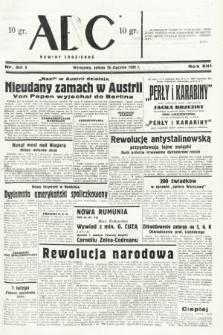 ABC : nowiny codzienne. 1938, nr30 A