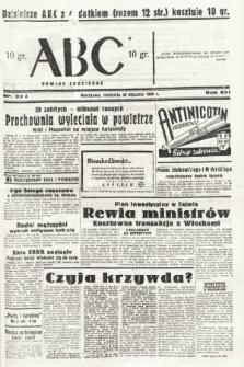 ABC : nowiny codzienne. 1938, nr32 A