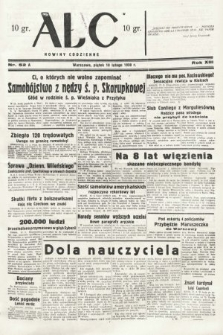 ABC : nowiny codzienne. 1938, nr52 A