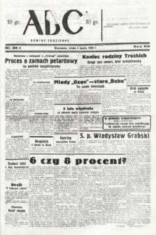 ABC : nowiny codzienne. 1938, nr66 A