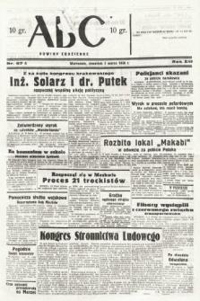ABC : nowiny codzienne. 1938, nr67 A