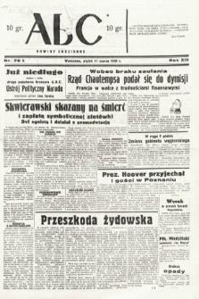 ABC : nowiny codzienne. 1938, nr76 A