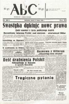 ABC : nowiny codzienne. 1938, nr80 A [skonfiskowany]