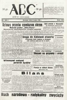 ABC : nowiny codzienne. 1938, nr92 A