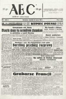 ABC : nowiny codzienne. 1938, nr93 A