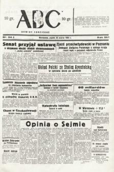 ABC : nowiny codzienne. 1938, nr94 A