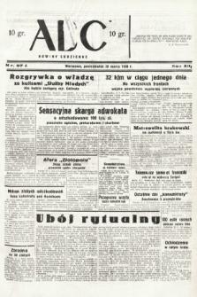 ABC : nowiny codzienne. 1938, nr97 A