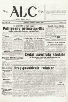 ABC : nowiny codzienne. 1938, nr102 A