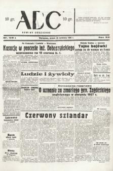 ABC : nowiny codzienne. 1938, nr129 A
