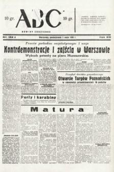 ABC : nowiny codzienne. 1938, nr132 A