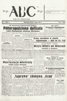 ABC : nowiny codzienne. 1938, nr134 A