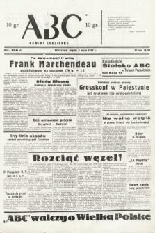 ABC : nowiny codzienne. 1938, nr136 A