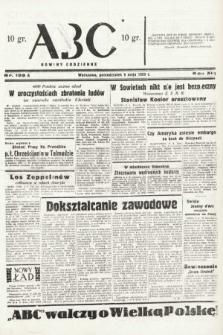 ABC : nowiny codzienne. 1938, nr139 A