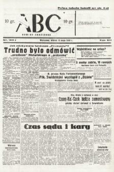 ABC : nowiny codzienne. 1938, nr140 A