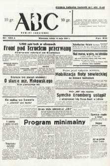 ABC : nowiny codzienne. 1938, nr144 A