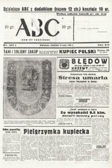 ABC : nowiny codzienne. 1938, nr145 A