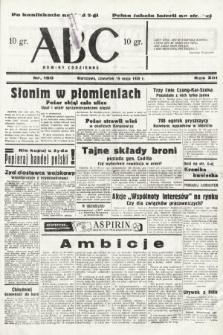 ABC : nowiny codzienne. 1938, nr150 [ocenzurowany]