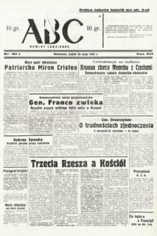 ABC : nowiny codzienne. 1938, nr151 A