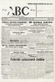 ABC : nowiny codzienne. 1938, nr152 A