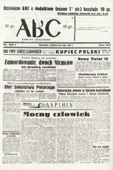 ABC : nowiny codzienne. 1938, nr153 A