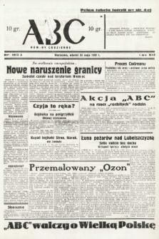 ABC : nowiny codzienne. 1938, nr155 A