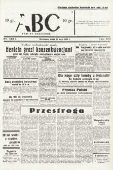 ABC : nowiny codzienne. 1938, nr156 A